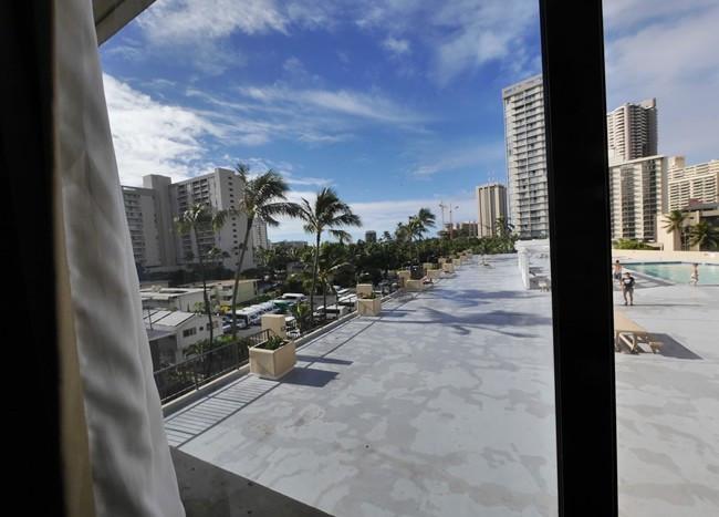 ハワイアンモナーク 7階
