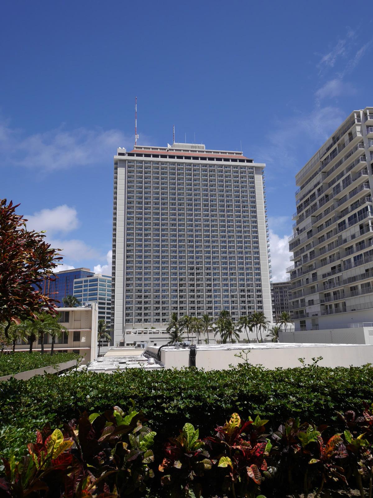 アラモアナホテル バケレン