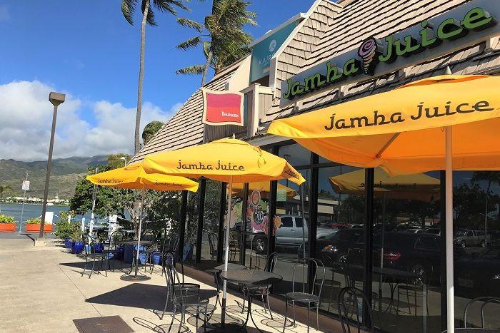 ジャンバジュース ハワイカイ