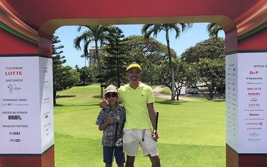 コオリナゴルフクラブ ハワイ