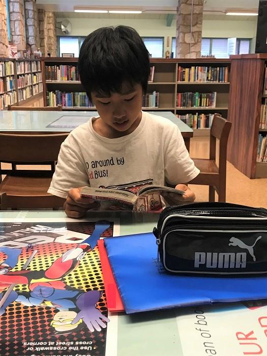 図書館 ハワイ