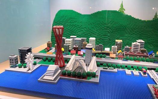 阪急三番街 HANKYU BRICK MUSIUM