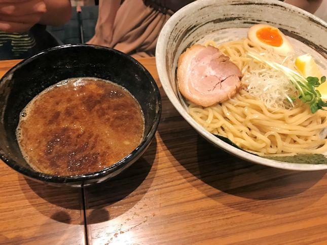 大阪 つけ麺