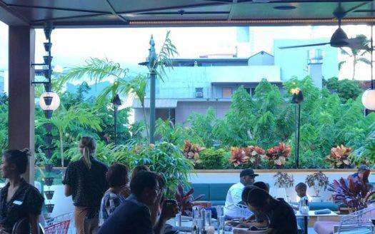 ハイドアウト レイローホテル ハワイ