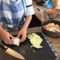 韓国料理 ポットラック ハワイ