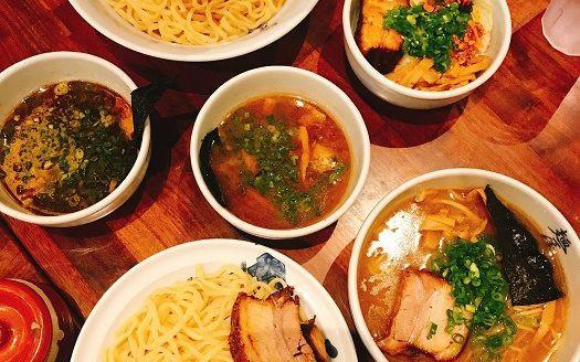 アラモアナ 麺屋武蔵 ハワイ ラーメン