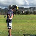 ハワイ アラワイ ゴルフ