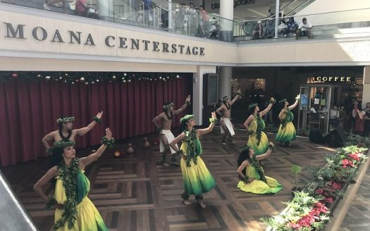 アラモアナセンター ハワイ