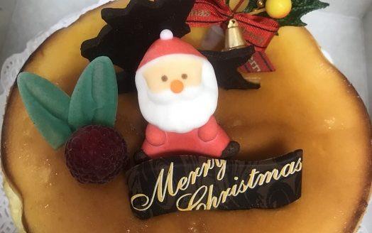 クルクル クリスマスケーキ ハワイ