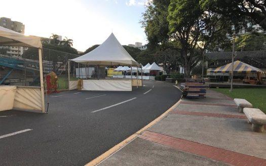 プナホウカーニバル ハワイ