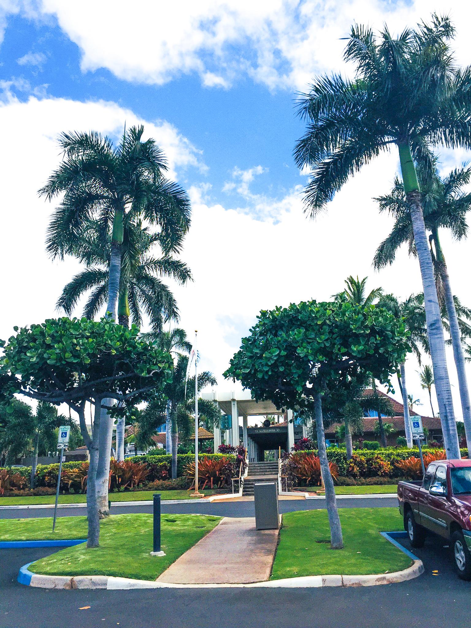 コオリナ ハワイ