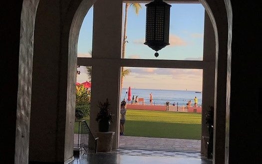 ロイヤルハワイアンホテル ハワイ