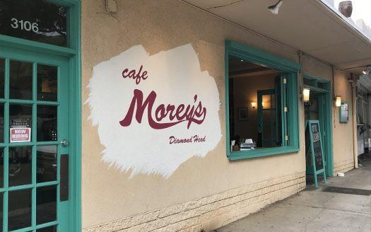 Cafe Morey's モンサラット ハワイ