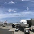 ハワイ 日本 一時帰国