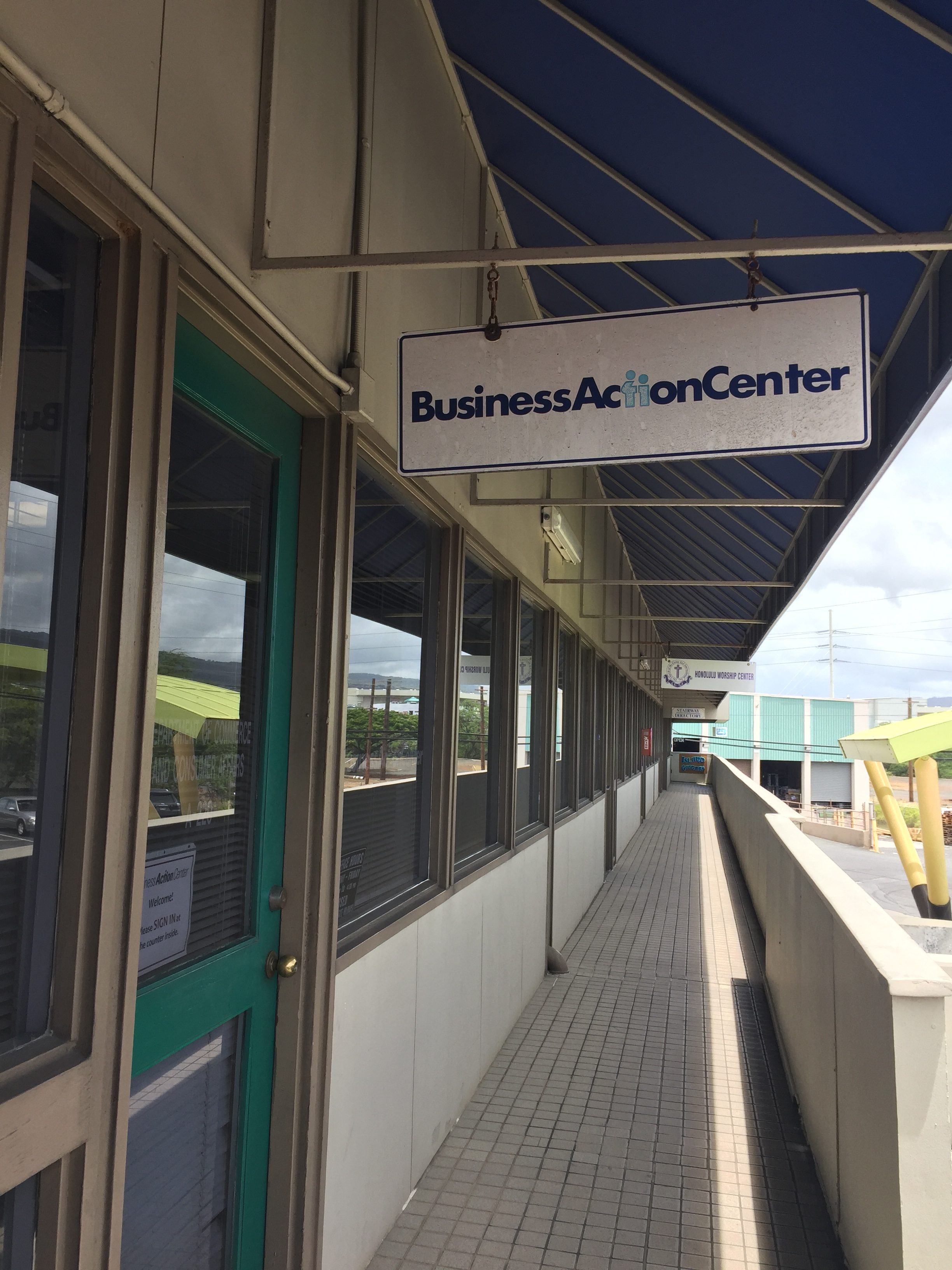 BussinessActionCenter