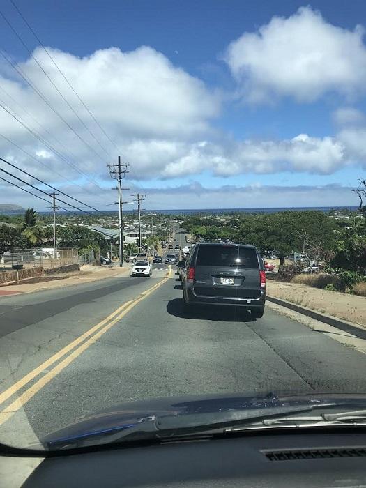 ハワイ 景色