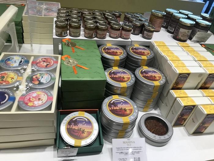 ルピシア ハワイ アラモアナ