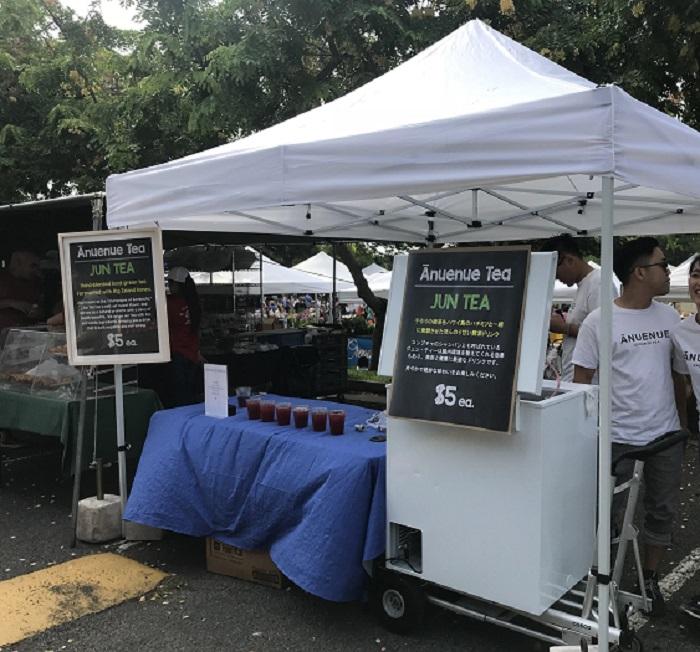 KCCファーマーズマーケット ハワイ
