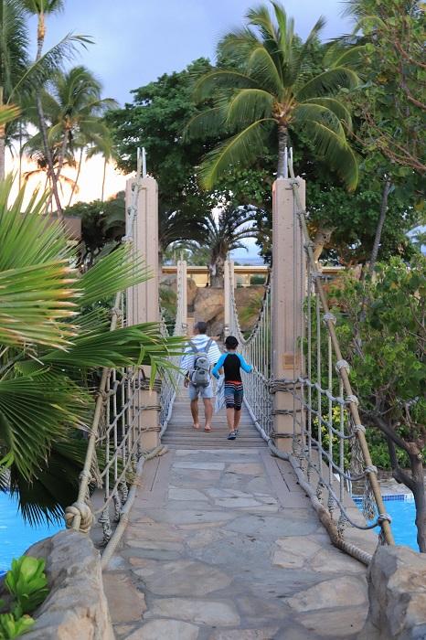 ヒルトンワイコロアビレッジ ハワイ島