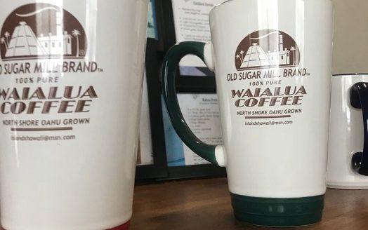 ワイアルアコーヒーファクトリー ハワイ ノースショア