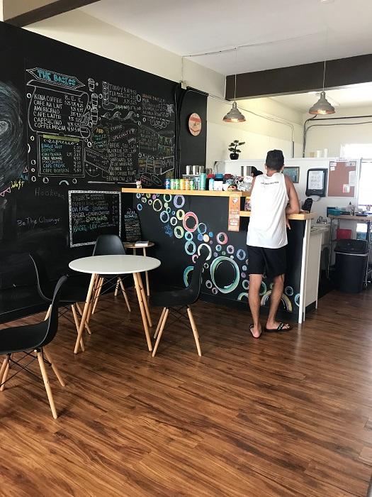 ダカインコーヒー キャプテンクック ハワイ島