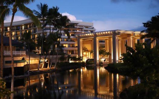 ハワイ島 ヒルトンワイコロアビレッジ ハワイ