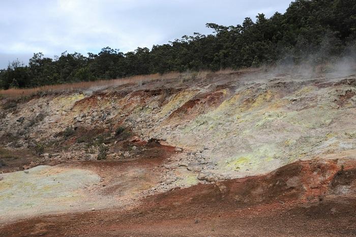 キラウエア火山 ハワイ島