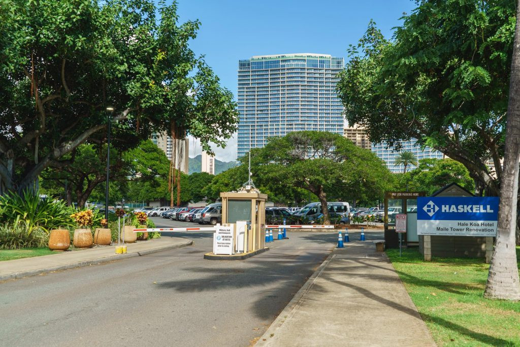 ワイキキショア Waikiki Shore