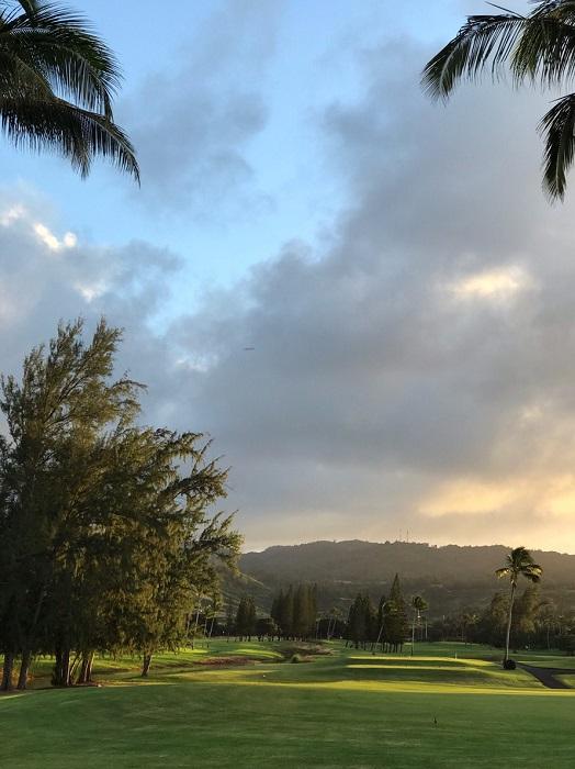 タートルベイリゾート ハワイ ホテル ゴルフ