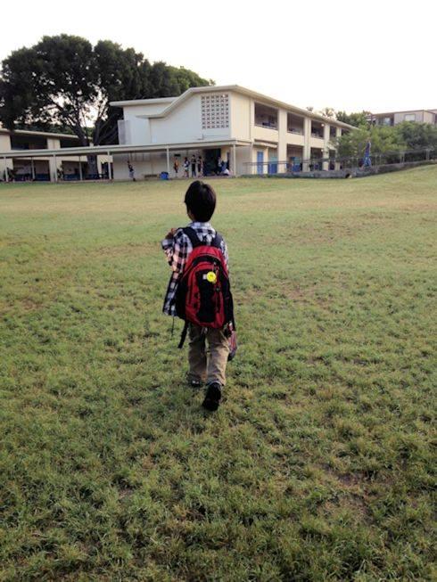ハワイ 学校 移住