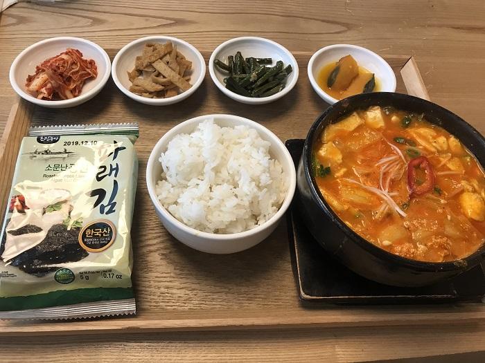 ソウル豆腐ハウス レイロウホテル ハワイ ワイキキ