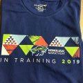 ホノルルマラソン Tシャツ ハワイ