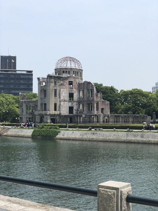 広島 ハワイ 日本一時帰国