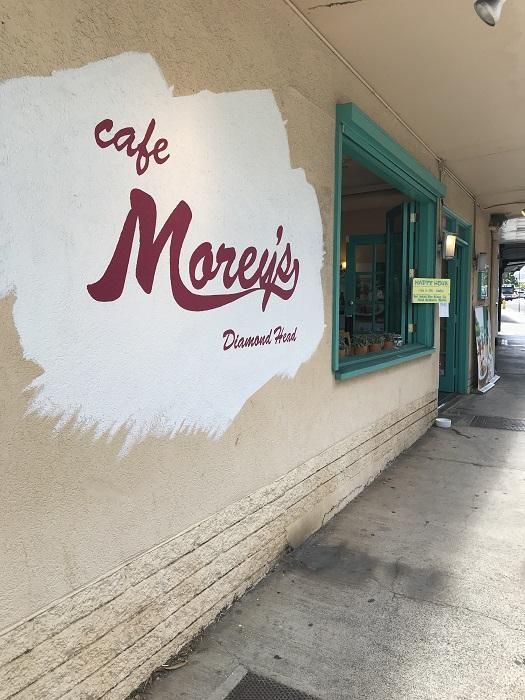 morey's ハワイ モンサラット