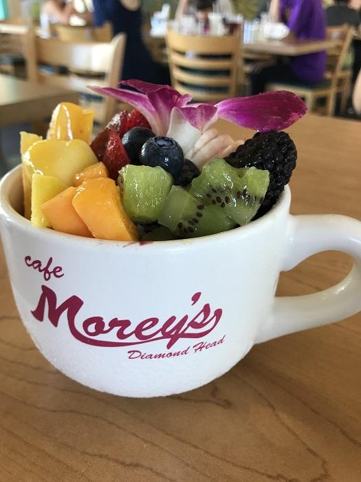 cafe morey's モーリーズ ハワイ モンサラット