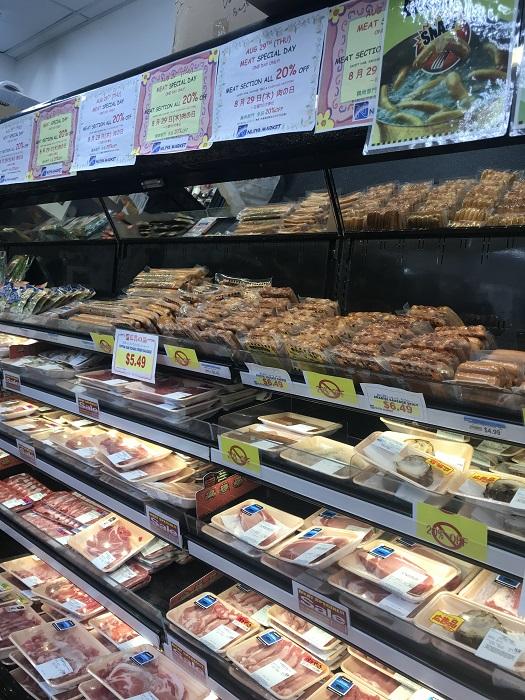 ニジヤマーケット ハワイ アラモアナ