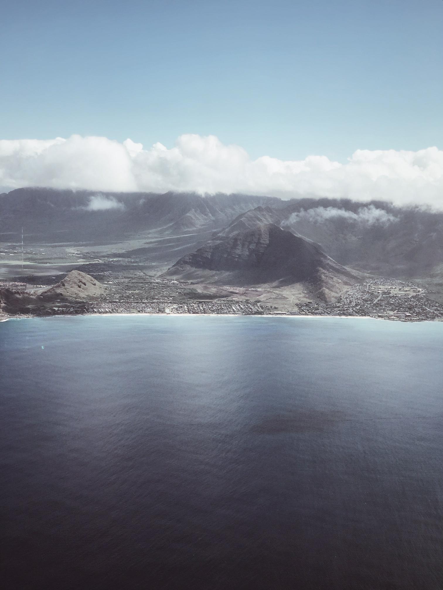 ハワイ 秋
