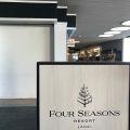 ラナイ島 フォーシーズンホテル ラウンジ ホノルル空港