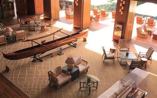 フォーシーズンズホテル ラナイ ハワ