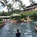 フォーシーズンズホテル ラナイ ハワイ