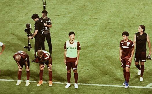 ヴィッセル神戸 渡部選手