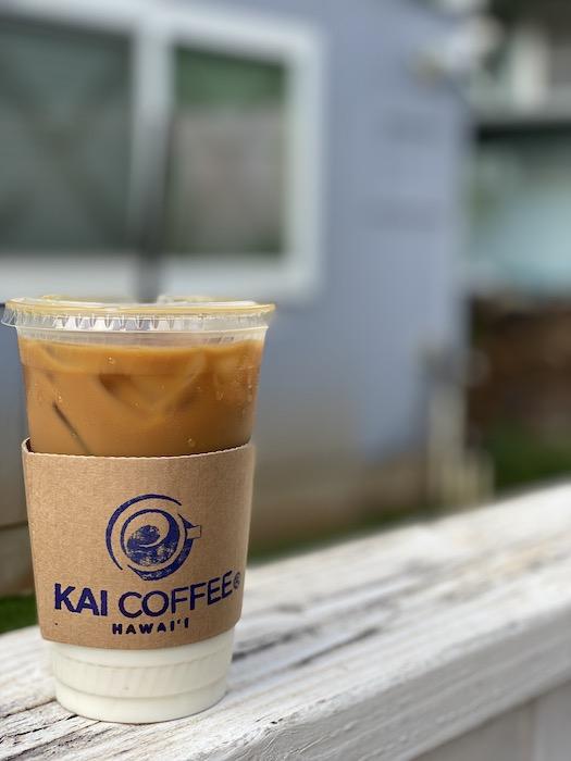 KAIコーヒー ハワイ