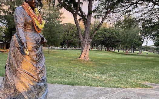 カピオラニパーク 外出禁止 ハワイ