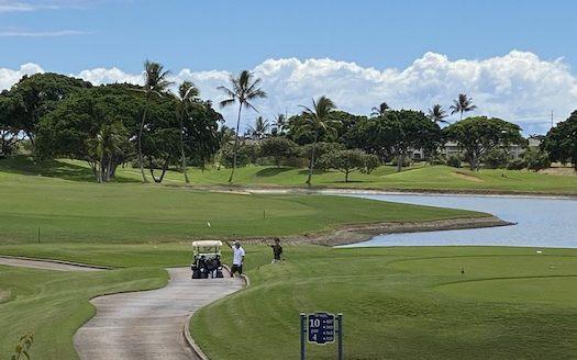 カポレイ ゴルフ ハワイ