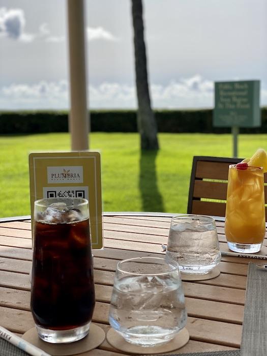 プルメリアビーチハウス カハラホテル ハワイ