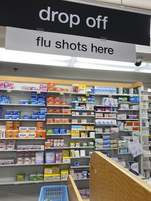 ロングスドラッグ インフルエンザ 予防接種 ハワイ