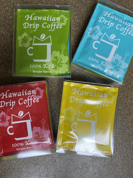 ハワイアンドリップコーヒー ハワイ