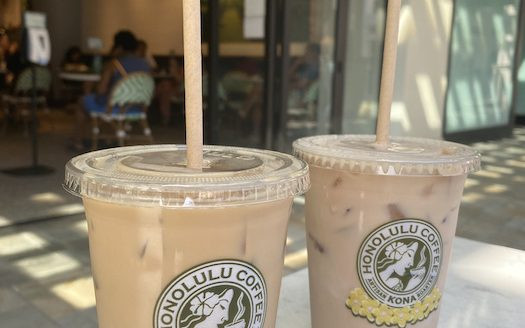ホノルルコーヒー アラモアナ ハワイ