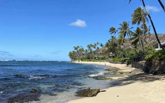 クロムウェルズビーチ カハラ ハワイ