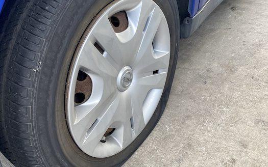 タイヤ パンク ハワイ